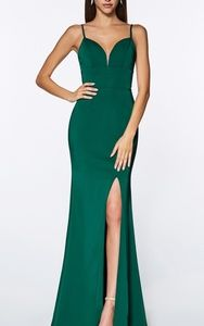 New formal gown. Bridesmaid prom homecoming dress